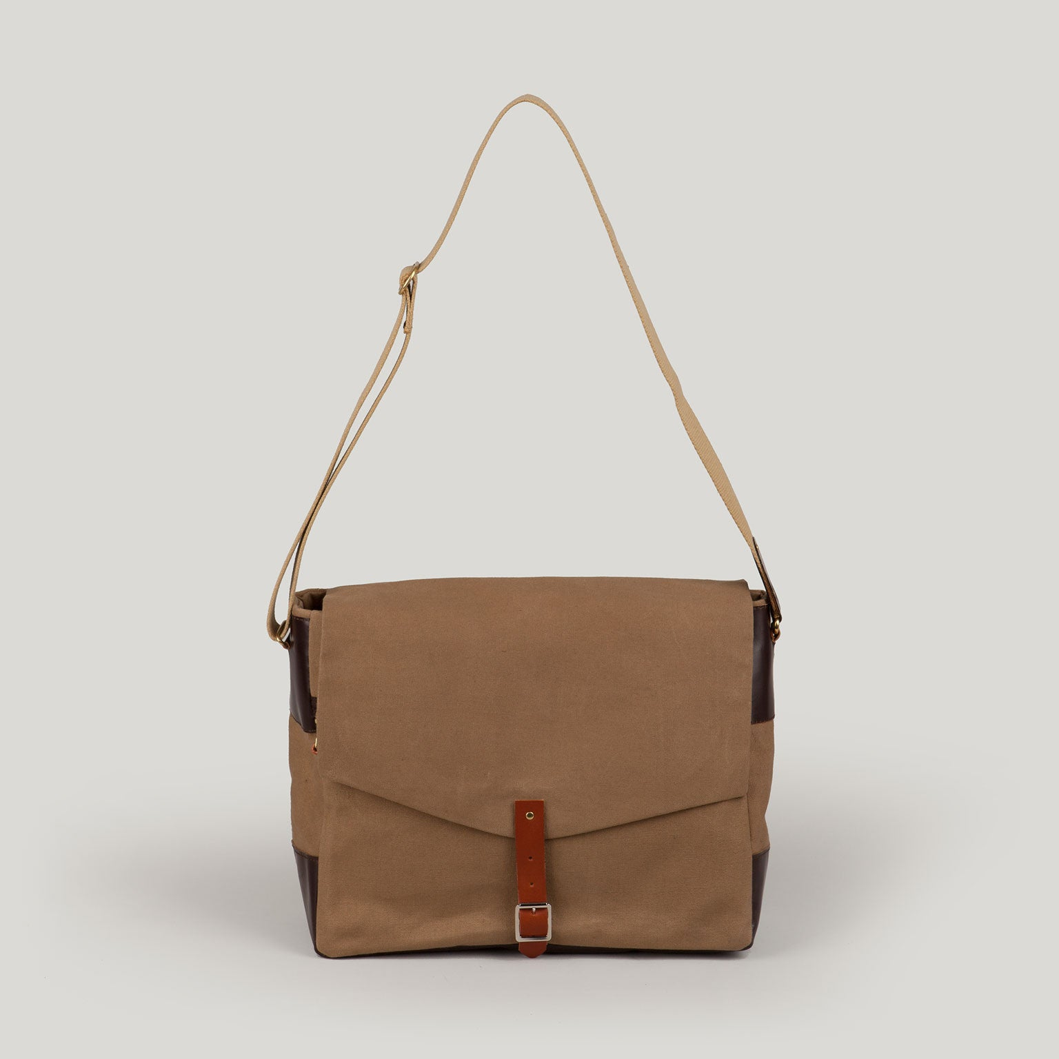 HARRY Satchel - camel