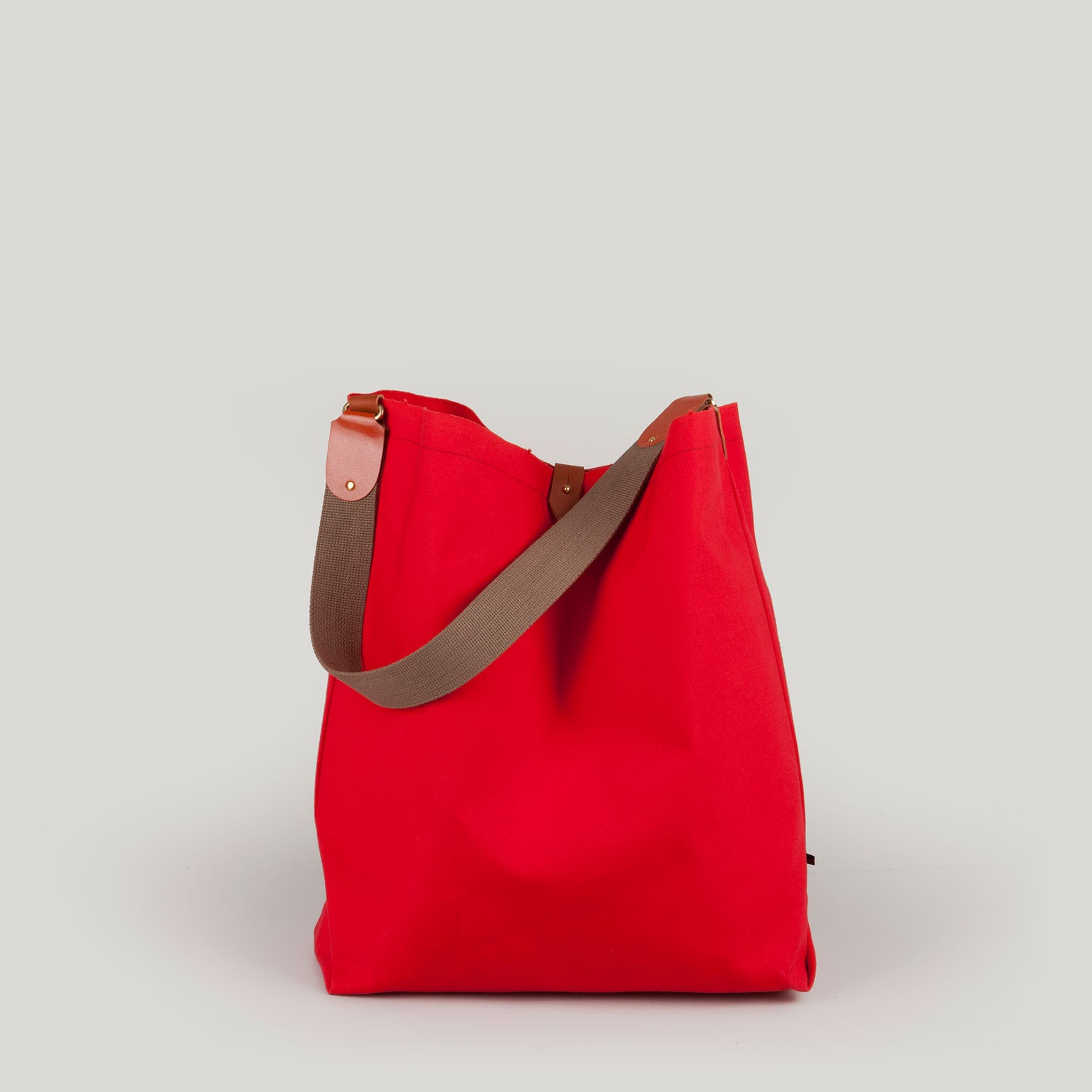 SCARLETT Tote Bag <br/> Red