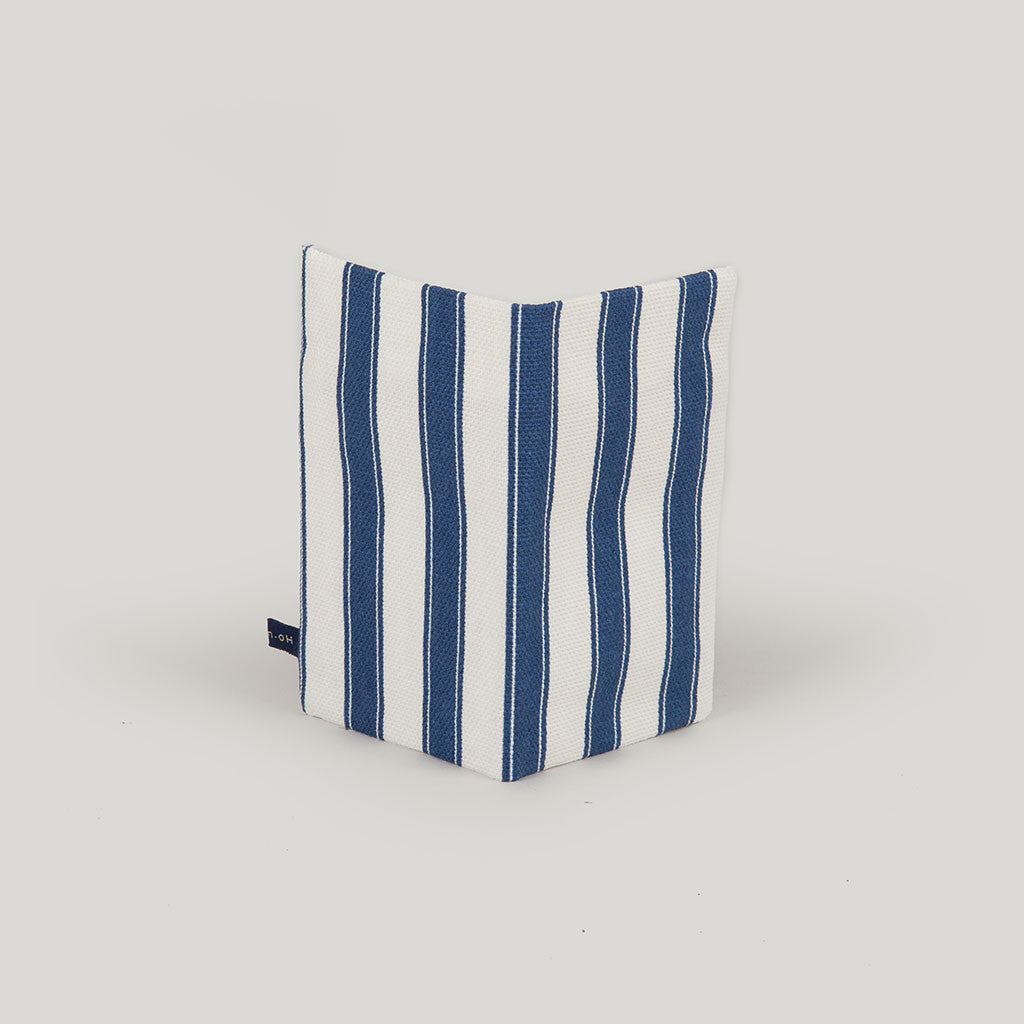 Stripes - Fairground <br/> Blue & White Pole