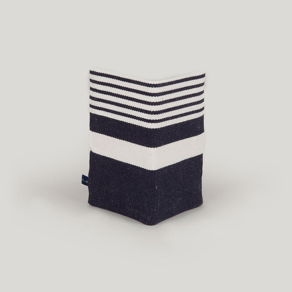 Stripes - Nautical <br/> Navy Blue & Navy on White