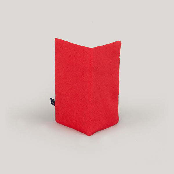 Travel Wallet - tomato red
