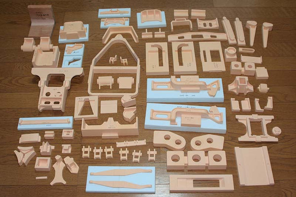 Object Wood Pattern Maker