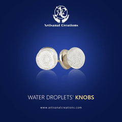 Water Droplets Knobs