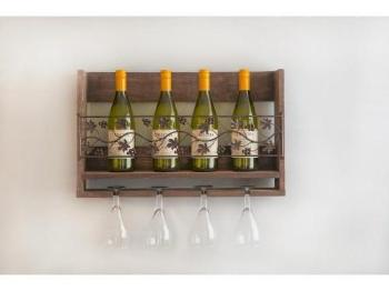 Grape Wine Rack - Artisanal Creations