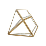 Pyramid Decorative Organizer for Jewelry, Trinkets and Accessories - Artisanal Creations