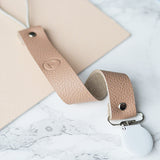Sand Leather Clip