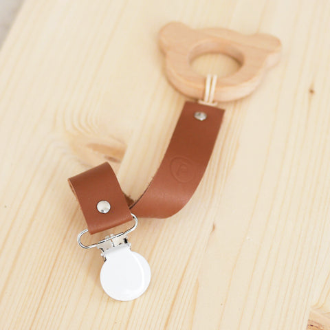 Classic Brown Clip - SOLD OUT