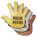 High Five Hand Badge