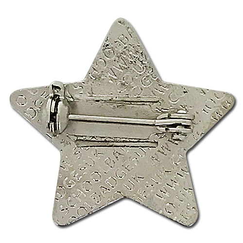 3D Star Badge by School Badges UK