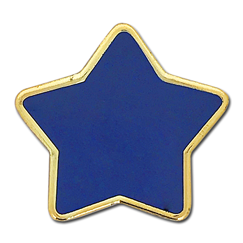 Star Badge by School Badges UK