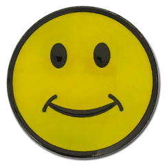 Smiley Face Badge by School Badges UK