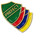 Prefect Shield Badge