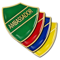 Ambassador Shield Badge