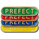 Prefect Bar Badge