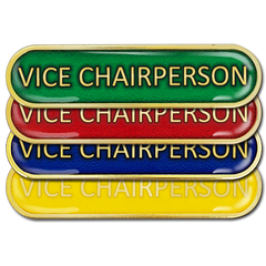 Vice Chairperson Bar Badge
