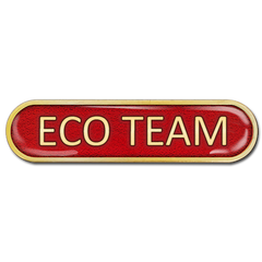 Eco Team Bar Badge
