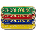 School Council Bar Badge