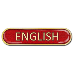 English Bar Badge by School Badges UK