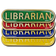 Librarian Bar Badge