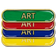 Art Bar Badge