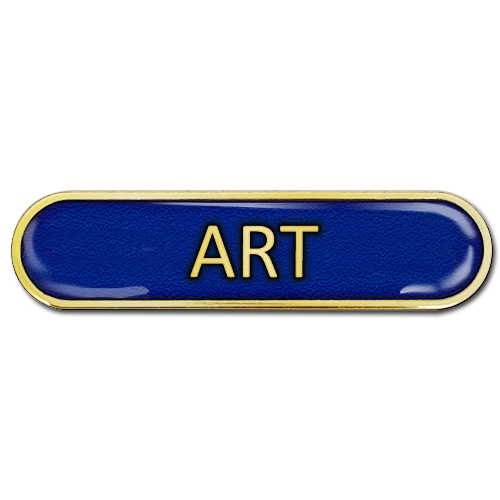 Art Bar Badge by School Badges UK