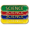 Science Bar Badge
