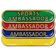 Sports Ambassador Bar Badge