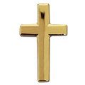 Gold Cross Badge