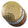 Geography Globe Badge