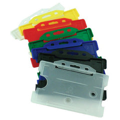 Plastic ID Card Holder by School Badges UK