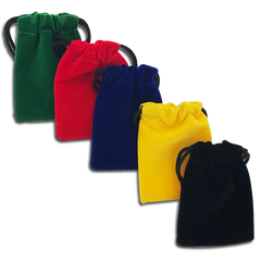 Velvet Presentation Pouch by School Badges UK