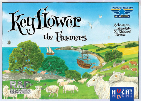 Keyflower: Farmers
