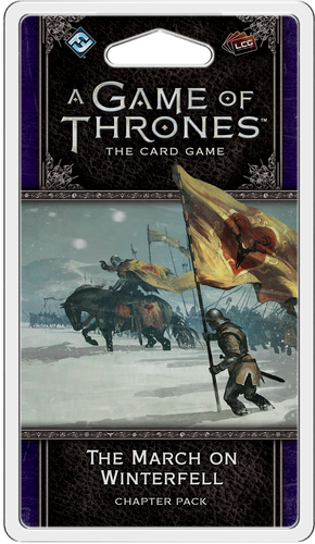 GOT LCG (2nd Ed): Expansion 31 - The March on Winterfell