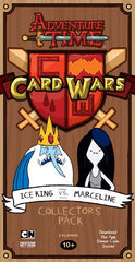 Adventure Time: Card Wars - Ice King vs. Marceline