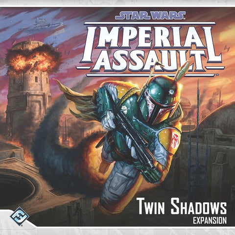 Star Wars: Imperial Assault - Twin Shadows Campaign