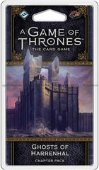 GOT LCG (2nd Ed): Expansion 12 - Ghosts of Harrenhal