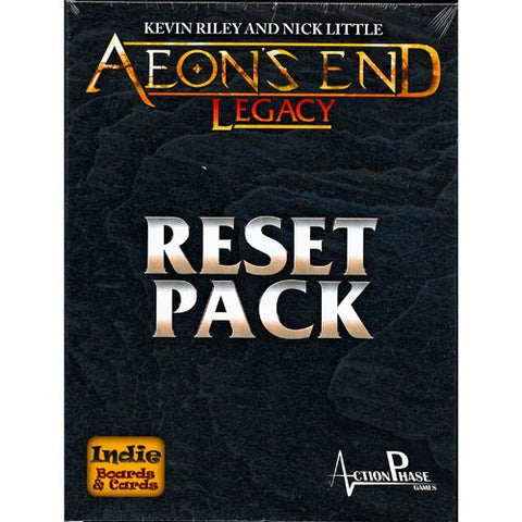 Aeons End Legacy - Reset Pack