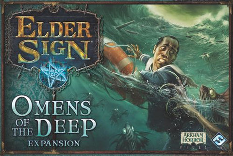 Elder Sign - Vol 05: Omens of the Deep