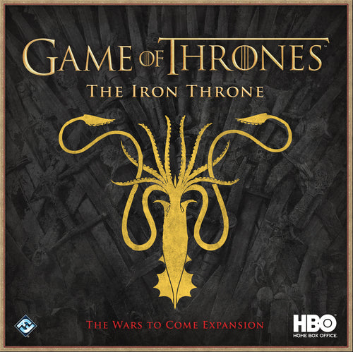 Game of Thrones: The Iron Throne (HBO) - The Wars to Come