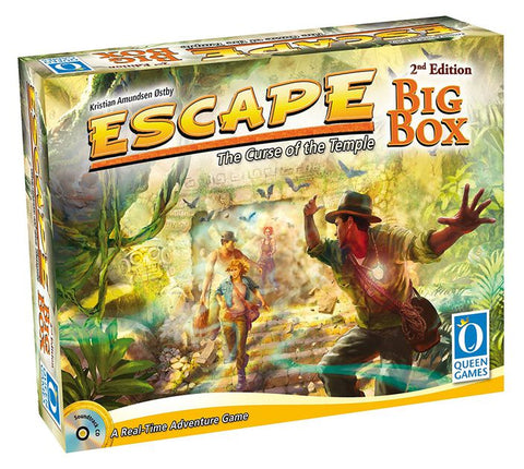 ESCAPE: The Curse of the Temple - Big Box (2nd. Ed)