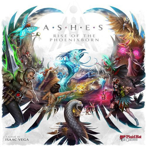 Ashes: Rise of the Pheonixborn - Core Set (LCG)