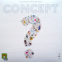 Concept - Boardgame Space - 1