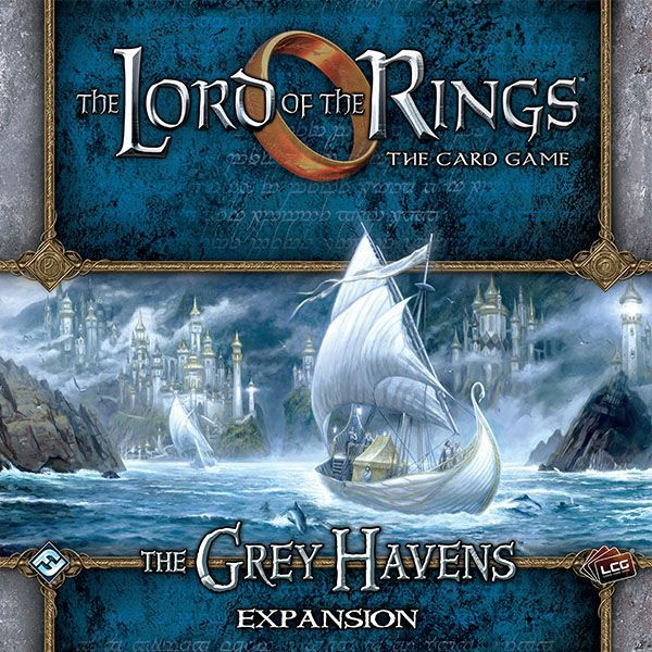 LOTR LCG: Expansion 35 - The Grey Havens Deluxe