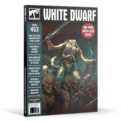 GW - White Dwarf Magazine: Issue 453