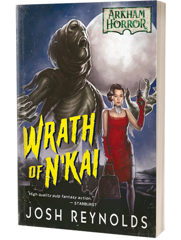 AH Novel: Wrath of N'Kai