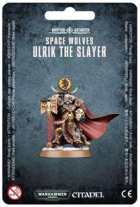 WH 40K: Space Wolves - Ulrik the Slayer