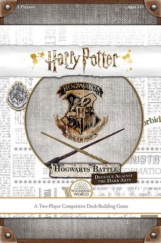 Harry Potter: Hogwarts Battle DBG: Defense Against the Dark Arts