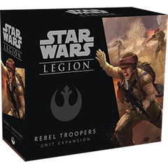 Star Wars: Legion - Rebel Alliance - Rebel Troopers