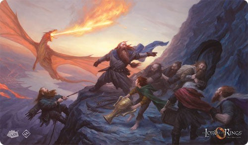 LOTR LCG - Playmat - On the Doorstep