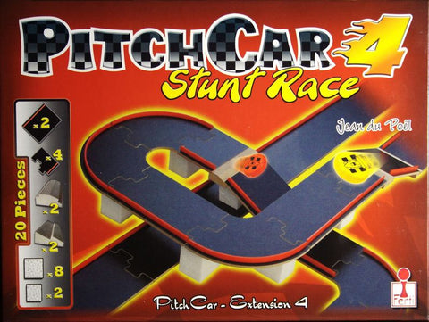 PitchCar - Extension 4 - Stunt Race